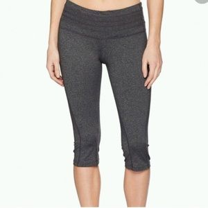 PrAna Olympia Knickers Cropped Yoga Leggings